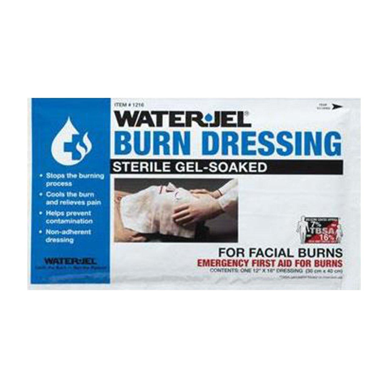 WaterJel 12''x16'' Burn Dressing from Rescue Essentials