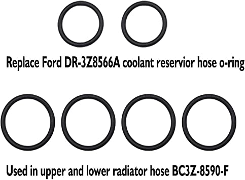 Ford O-ring seal Replaces BC3Z-8590-F GUARANTEED FIT!
