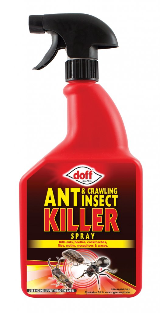 Doff Ant & Crawling Insect & Germ Killer 1ltr
