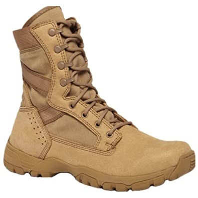 21adcb351aa Men's Tactical Research Desert Tan Flyweight Boots - 14W