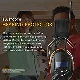 PROTEAR Bluetooth AM FM Radio Headphones, Noise