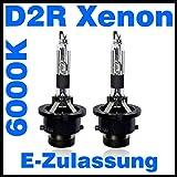 Tuningmods D2R6000K 2 X D2R Au Xénon 6000 K Ampoules De Rechange Pour Lampes De Rechange