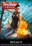 Book Cover for Arkon 8 (German Edition)