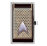 Star Trek Communicator Custom Rectangle Business