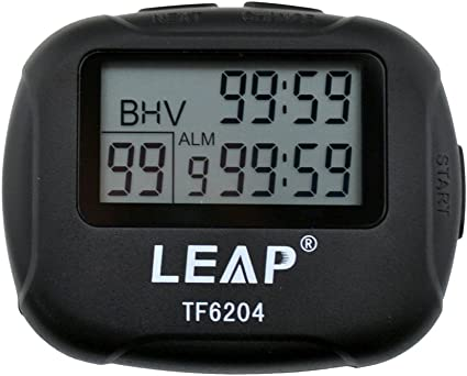 Amazon.com: Temporizador de Intervalos, Ckeyin mejor reloj ...