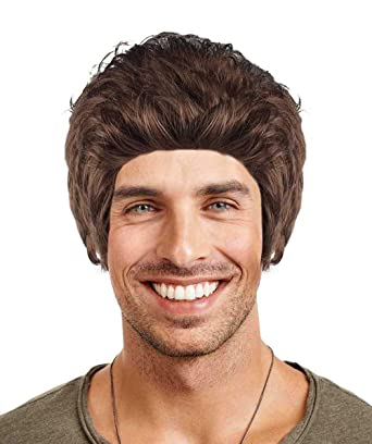 Amazon Wig For Actor Pauly Brown Hm 012 Clothing
