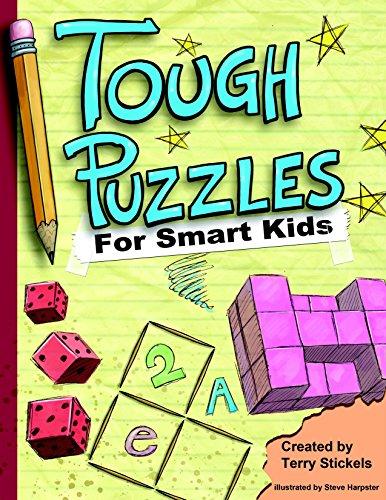 Tough Puzzles for Smart Kids ()