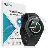 Samsung Gear S2 Pellicola Vetro Temperato,Vikoo 9H 2.5D 0.26mm Ultra Sottile HD Anti-graffio Anti-frantumazione Pellicola Protettiva Schermo Tempered Glass Screen Protector per Samsung Gear S2