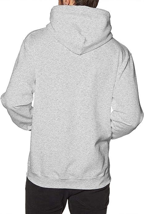 QINQIN Daniel Johnston Cool Mens Hat and Pocketless Sweater Black
