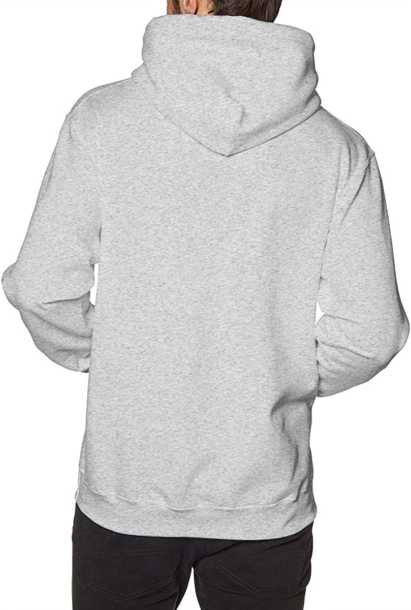 HelplesS Dabi Cool Mens Hat and Pocketless Sweater Gray L