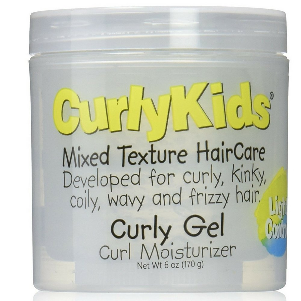 Curly Gel Moisturizer 6 Oz.