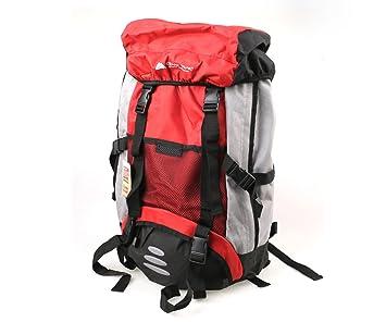 Himifuture Mochila de senderismo ligera plegable para camping ultraligera  para deportes al aire libre 62502c066a4