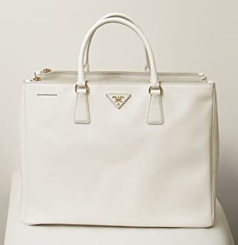 Image Unavailable. Image not available for. Color  Prada Lux Saffiano  Leather Large Size Executive Tote Bag ... 6293c94d41