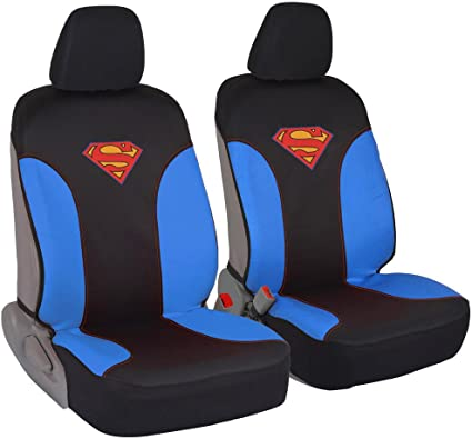 Heavy Duty Blue 100/% Waterproof Seat Covers 1+1 Rubber Backed Protection HD