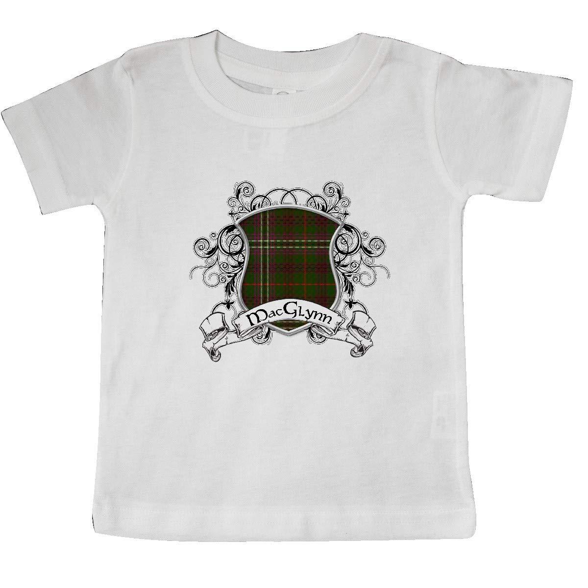 inktastic MacGlynn Tartan Shield Baby T-Shirt