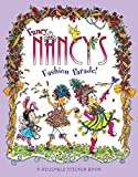 Fancy Nancy's Fashion Parade! Reusable Sticker Book
