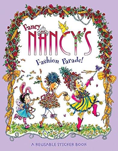 Muscle Fancy Dress (Fancy Nancy's Fashion Parade! Reusable Sticker Book)