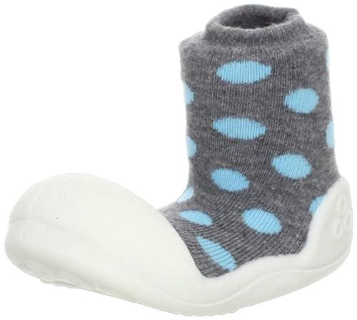 Attipas - Zapatos primeros pasos para niño multicolor multicolor: Amazon.es: Bebé