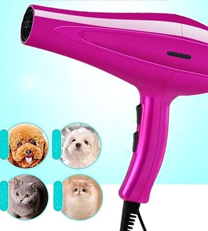 OKMINIOK secador de Pelo para Mascotas, secador de Pelo para Perro, secador de Pelo