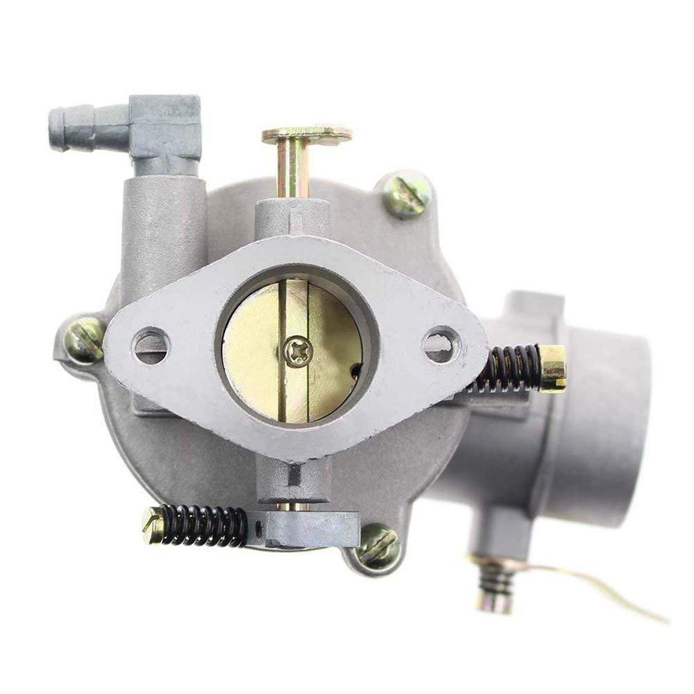 QAZAKY Carburetor Replacement for Briggs /& Stratton 398170 390323 394228 7HP 8HP 9HP Horizontal Engine L Head Troybilt Carb 170401 170412 190400 190412 194412 194415 195423 195431 195432 195435 195451