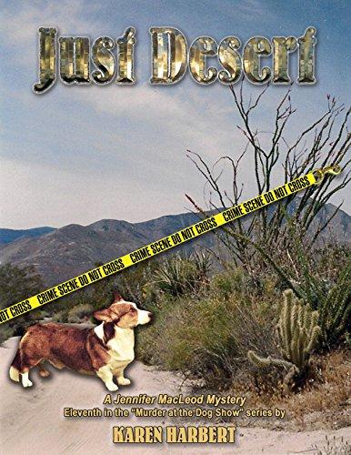 (Just Desert (Murder at the Dog Show Book 11))