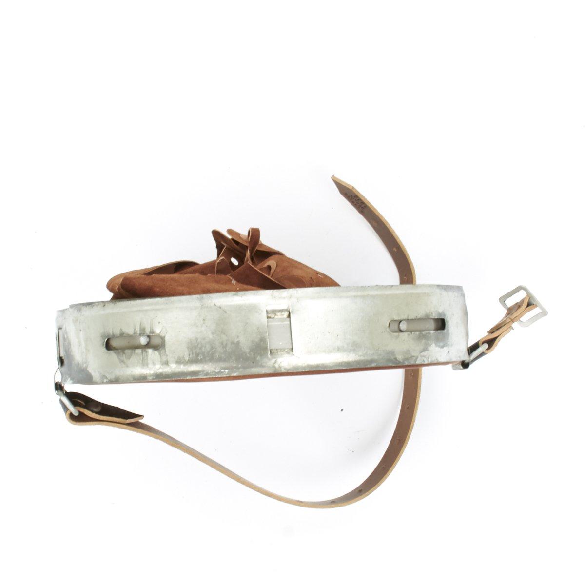Amazon.com: alemán WWII Casco Liner M31 & barbilla strap ...