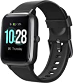 ANBES Health and Fitness Smartwatch with Heart Rate Monitor, Smart Watch
