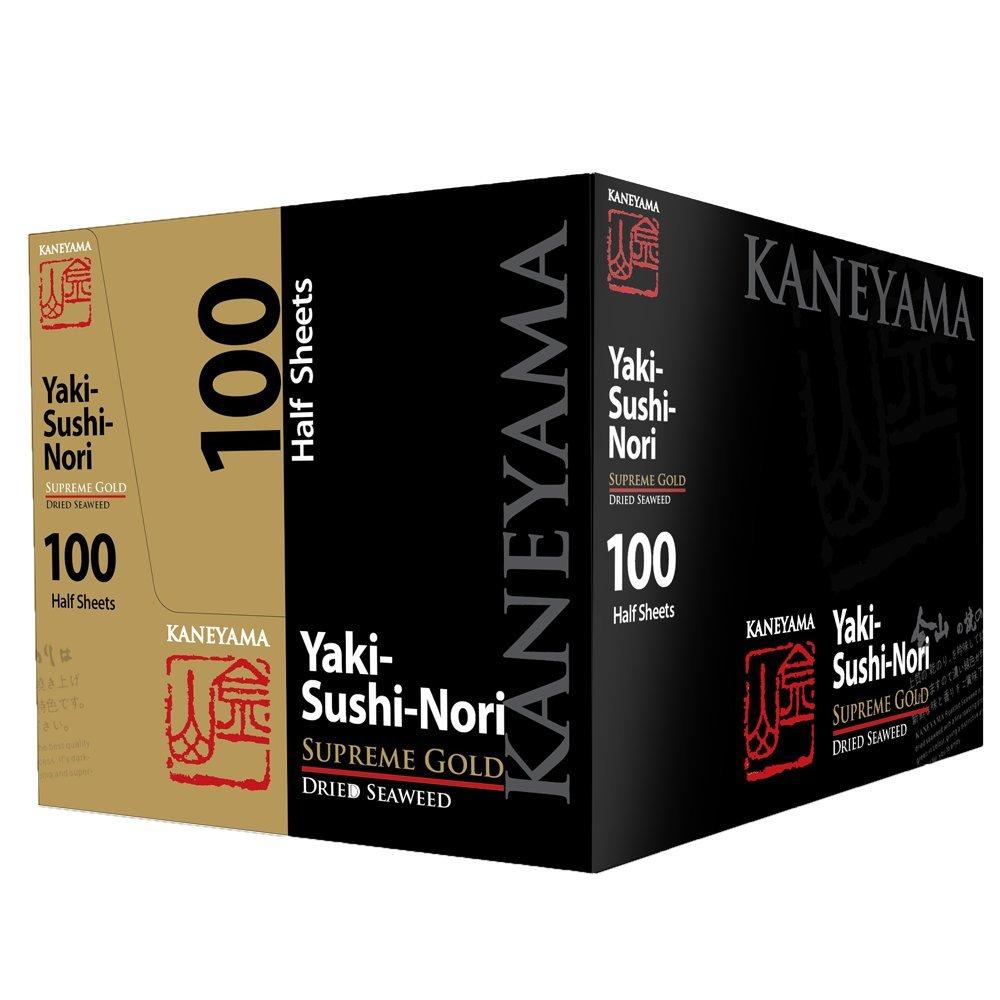 Kaneyama Yaki Sushi Nori/Dried Seaweed by Kaneyama (Image #1)