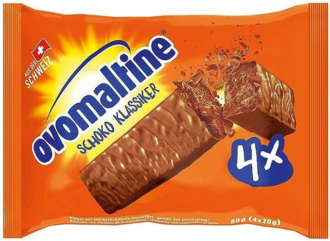 Barra de chocolate Ovaltine 100g, + chocolate clásico, la barra ...