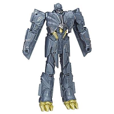 Transformers MV5 Titan Changer Megatron Action Figure: Toys & Games