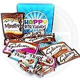 Galaxy chocolate Lovers Tesoro Hamper Caja de Regalo – Bares ...