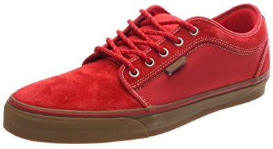 8632b3aa1a41 Vans Chukka Low (Explorer) Red Gum Shoe U0GDIB (UK15)  Amazon.co.uk ...