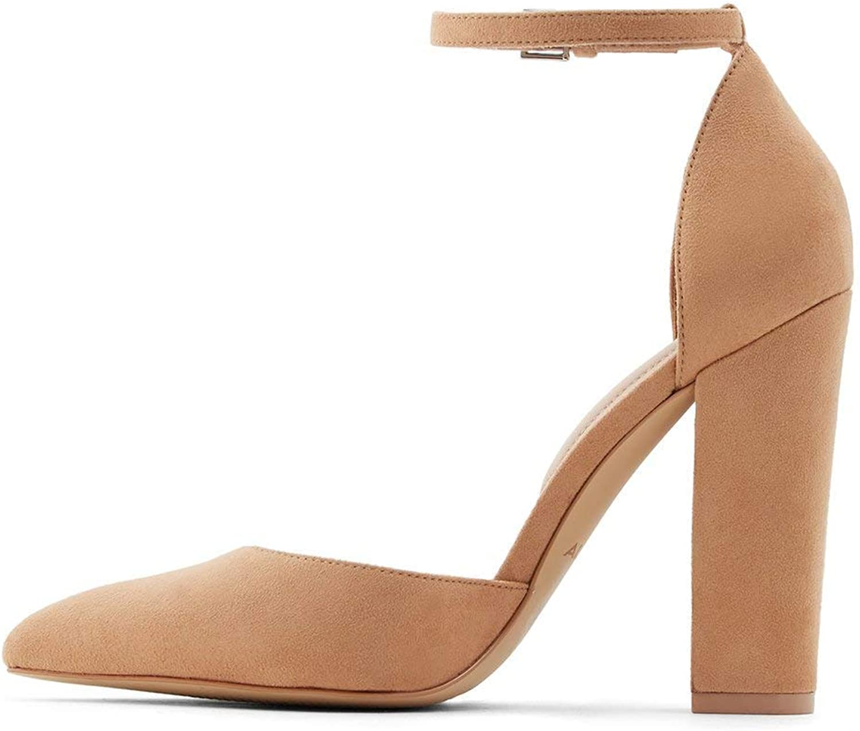 ALDO Women's Nicholes Block Heel Pumps