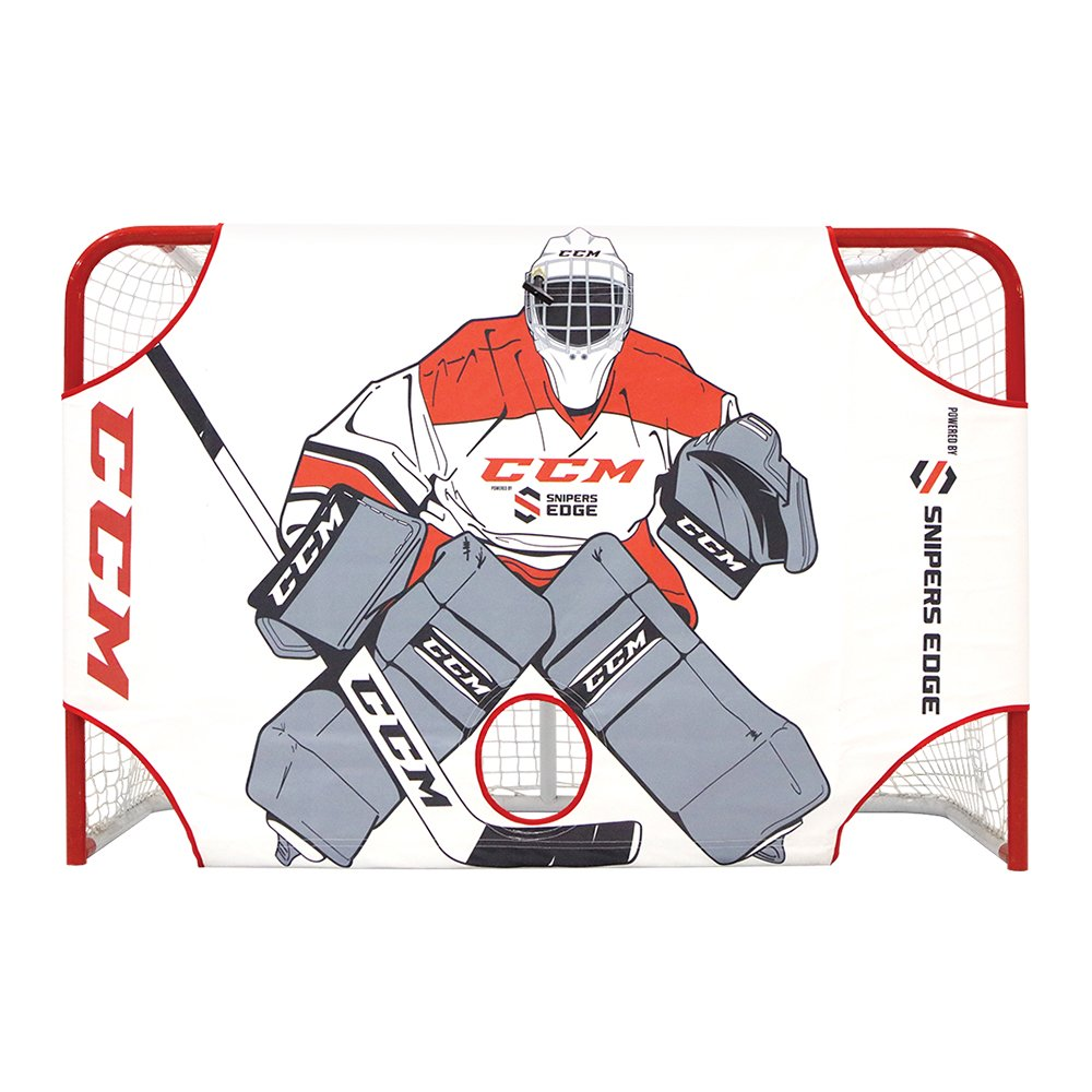 CCM Powered by Sniper's Edge Hockey Ultimate Goalie