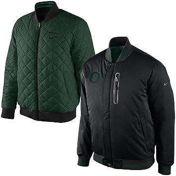 Nike Men s Oregon Ducks Destroyer Reversible Full Zip Jacket XL  Black Green  Amazon.co.uk  Sports   Outdoors 7e4e056a5