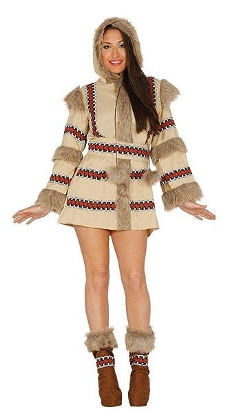 eskimo kleid