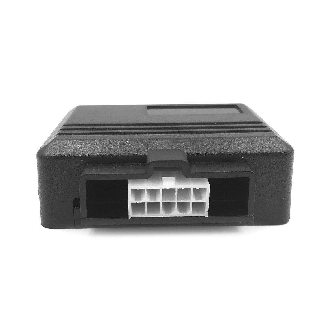 Mini-fen/être de Voiture Portable Closer de Levage Dispositif NQ-2W Universal 12V Voiture Fen/être Automatique Ascenseur pour Car Windows
