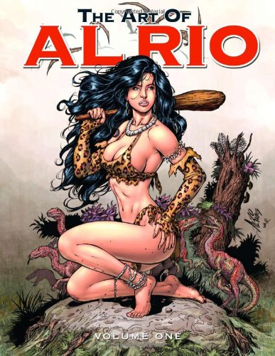 The Art of Al Rio, Vol. 1