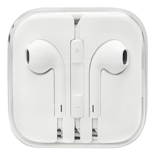 Apple - Auriculares earpods con Mando y microfono