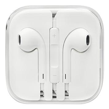 a921ba872e9 Apple - Auriculares earpods con Mando y microfono: Apple: Amazon.es:  Electrónica
