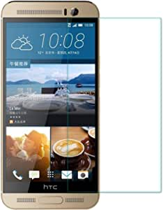Tempered Glass Screen Protector Scratch Guard for HTC M9 Plus