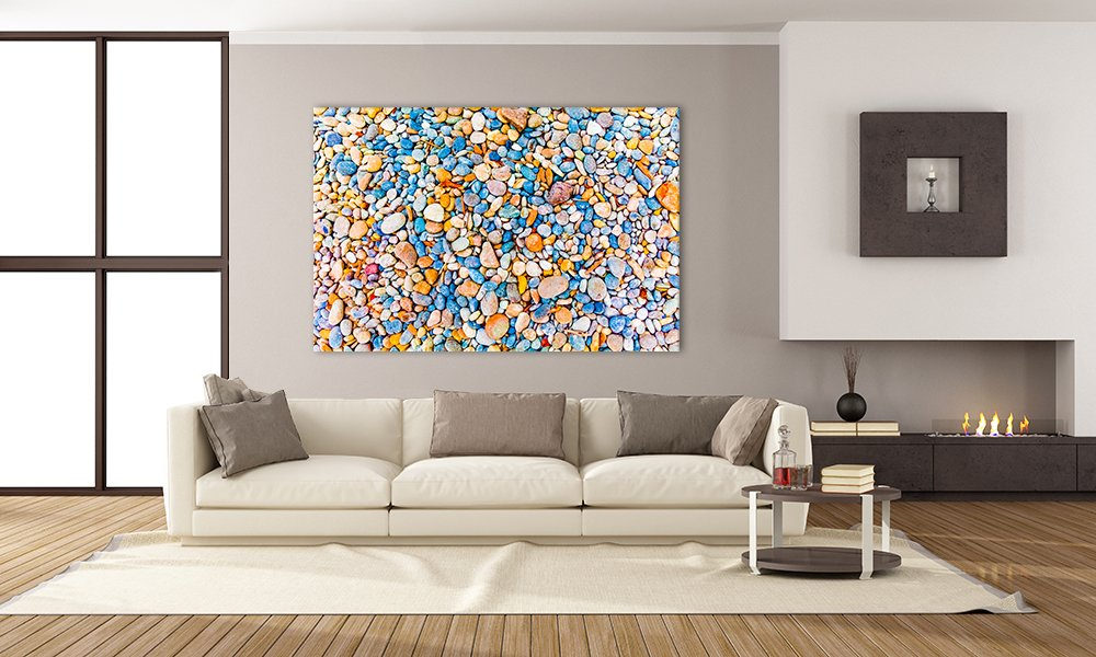 Giant Art GI90495K6 In Transit A Huge Contemporary Everyday Life Giclee Canvas Print, 84 x 54'' by Giant Art
