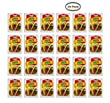 PACK OF 24 - Great Value Taco Seasoning Mix, 1.25 oz