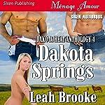 Dakota Springs: Dakota Heat, Book 4 | Leah Brooke