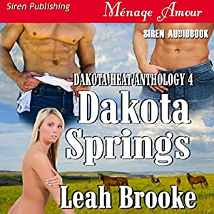 Dakota Springs Hörbuch