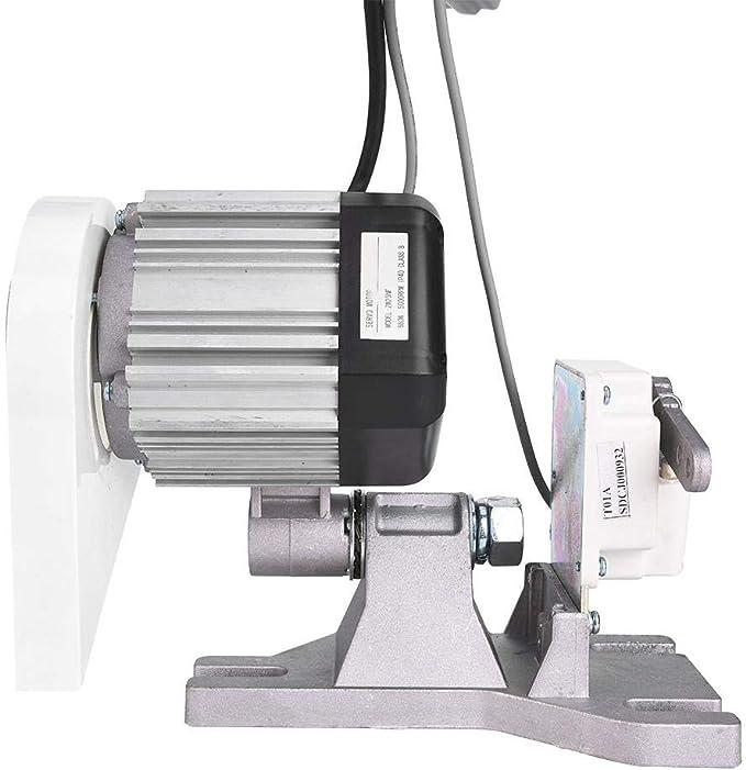 Motor de máquina de coser industrial Servomotor de ahorro de ...