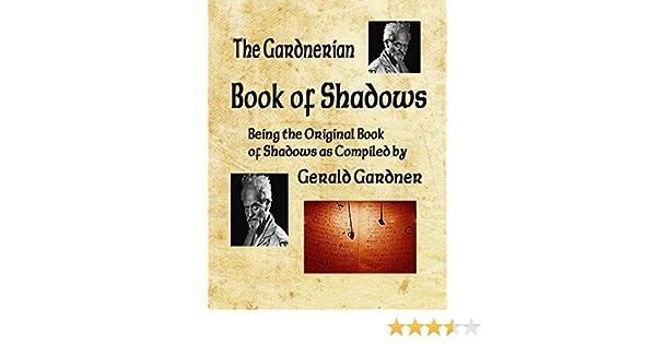 Gardnerian Book Of Shadows
