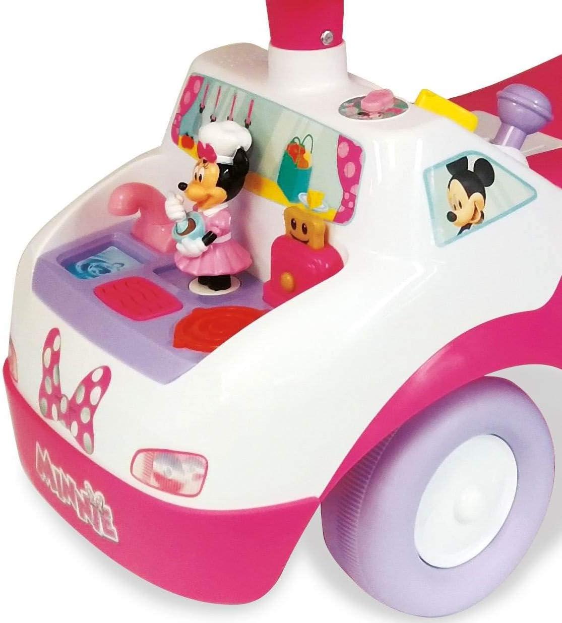 Kiddieland Minnie Mouse Happy Kitchen Ride-On Train