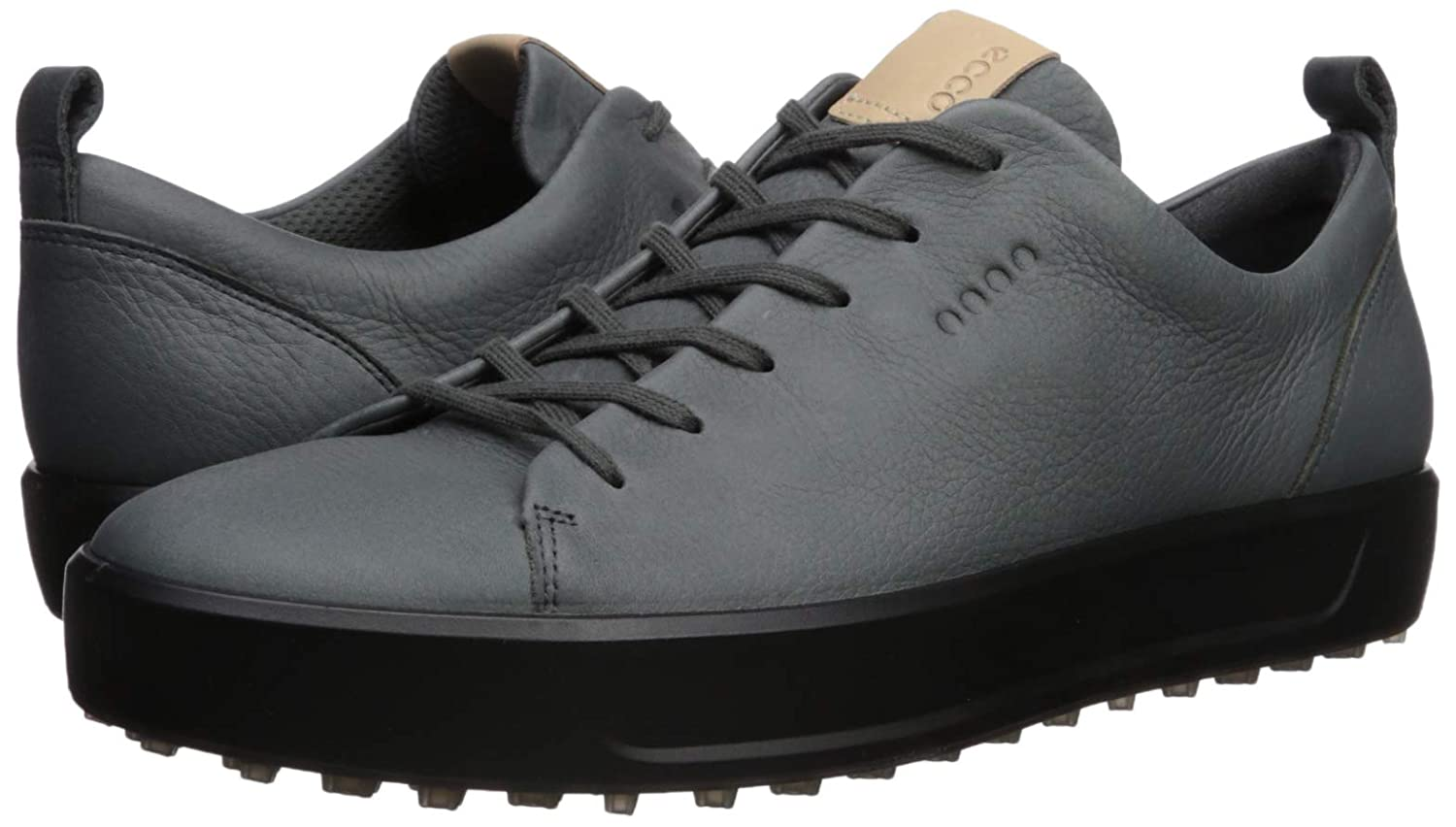 ECCO Golf 2019 Mens Soft HYDROMAX Water Repellent Spikeless