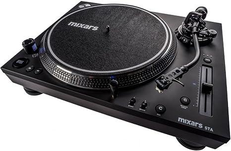 mixars Sta – Tocadiscos Profesional para DJ a tracción Directa con ...